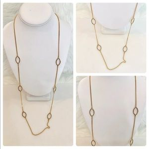 INC International Concepts Gold Tone Necklace